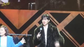 2017.2.19 The originality of LEE MIN HO - 허추벌레 & 윌리엄 쵸이