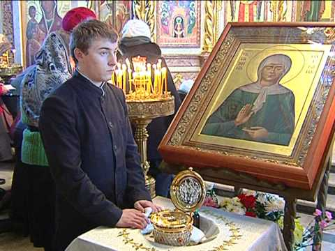 в пермь привезли икону: