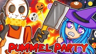 If you get CAUGHT, you LOSE! Pummel Party!