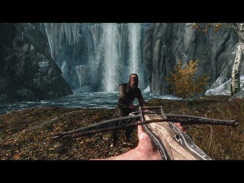 DawnGuard - Skyrim Dawnguard Gameplay - Skyrim Dawnguard Walkthrough
