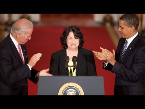 Anniversary of Sonia Sotomayor's Supreme Court nomination