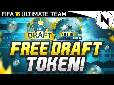 FREE DRAFT TOKENS!! - FIFA 16 Ultimate Team