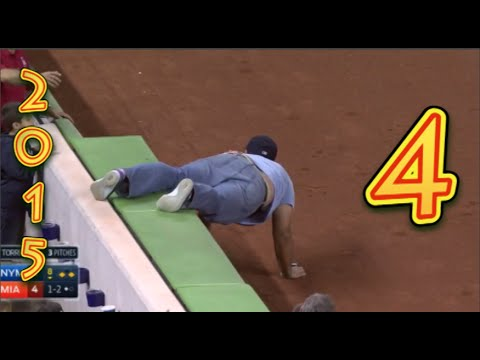 Funny Baseball Bloopers of 2015, Volume Four