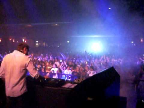 Alan Banks at Brixton Academy for Paul van Dyk's 10 Years of Vandit party Part 3