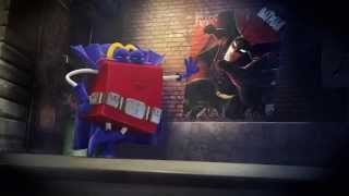 HAPPY MEAL COMMERCIAL HD | Barbie - Batman