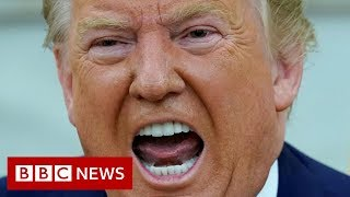 A beginner's guide to impeachment and Trump - BBC News