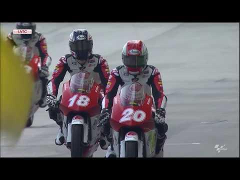 Live Race 2 Sepang (Malaysia) Idemitsu Asia Talent Cup 2017 - Round 6