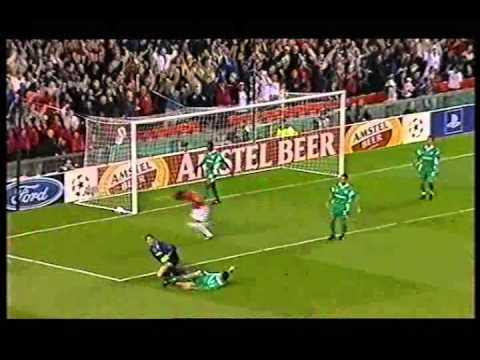 Manchester United 5-2 Maccabi Haifa