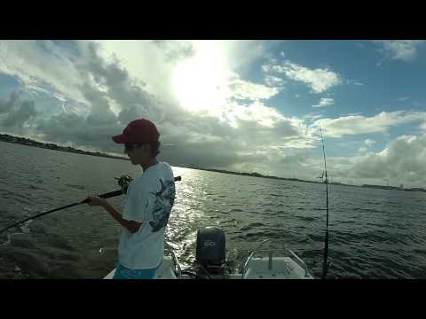Monster Redfish in St. Johns River - Jacksonville, Florida