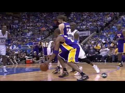 Los Angeles Lakers beat Orlando Magic 99 - 86 to win the 2009 NBA Championship.