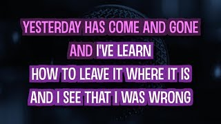 Download Lagu Today My Life Begins | Karaoke Version in the style of Bruno Mars Gratis STAFABAND