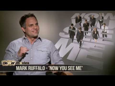 Mark Ruffalo Talks 'Now You See Me' & 'Iron Man 3' Cameo