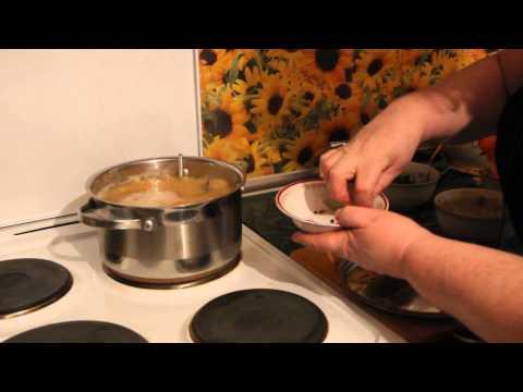 Как варить гороховый суп - видео