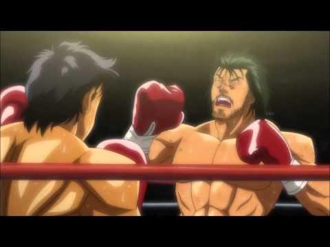 Hajime No Ippo-New Challenger Ricardo vs Date- Sonata Artica y Stratovarius (AMV-HD-3D)