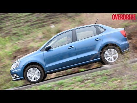 Volkswagen Ameo - First Drive Review