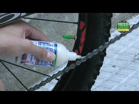 Bio Bike Y Squirt Lube video