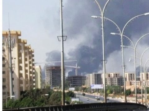 US Evacuates Embassy in Libya Amid Clashes