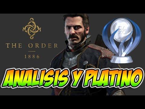 The order 1886 análisis y platino #79
