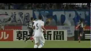Japon 2 vs. Uruguay 4. Resumen completo. Narracion japonesa. HD
