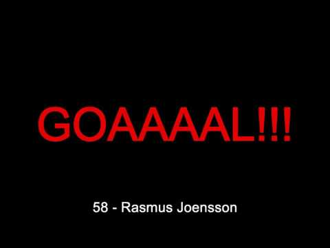 ALKA Superliga - 20.02.2017 OB against Randers FC ---------------------------------- 3 - 0 ---------------------------------- 24' - Joan Simun Edmundsson (Goal) 41' - Viktor...