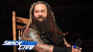 Bray Wyatt delivers a