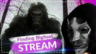 STREAM || Finding Bigfoot, ОХОТА НА БИГФУТА