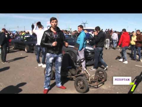 Репортаж: в Одессе прошел «День угла»