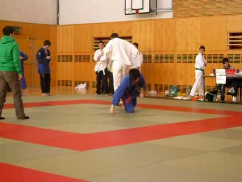 Blue All Ireland School Judo Championchips 2009