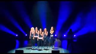 Pitch Perfect 2 - Barden Bellas final performance