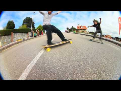 I Slide Festival Somo - Longboard Skate Cantabria