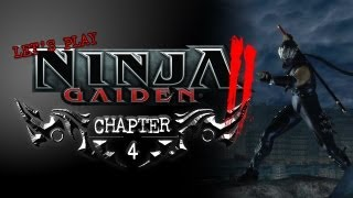 Ninja Gaiden 2 - CH4 [Master Ninja] (All Weapons)