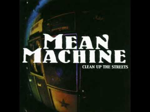 Mean Machine - Iron Fist (Motörhead Cover)