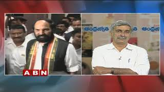 Discussion on Mahakutami parties strategies against TRS Govt | TDP | Congress | TJAC | Part 1