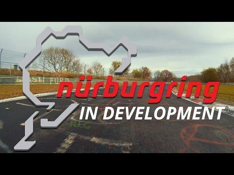 Building the Nürburgring