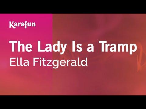 Ella Fitzgerald - Lady Is A Tramp