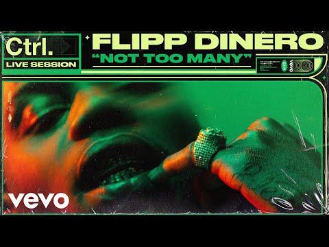 "Flipp Dinero - ""Not Too Many"" Live Session | Vevo Ctrl"