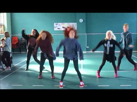 BOB ft Nicki Minaj - Outa My Mind Choreography
