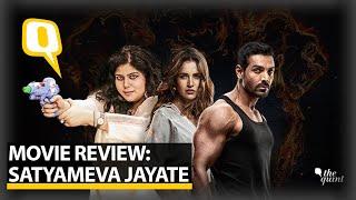 Movie Review: Satyameva Jayate