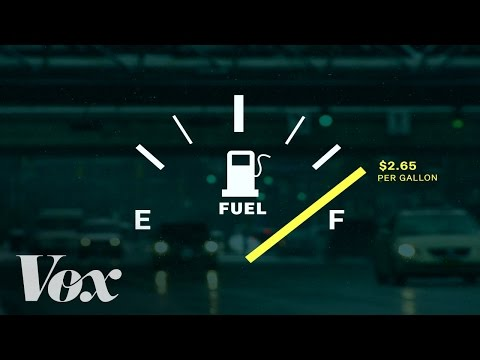 Why gas prices are so low right now