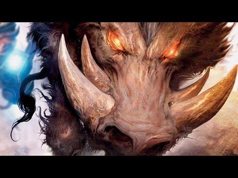 История мира Warcraft - Агамагган