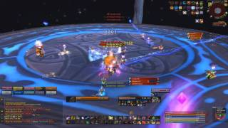 Source vs Hagara 10man HC - Feral DPS PoV