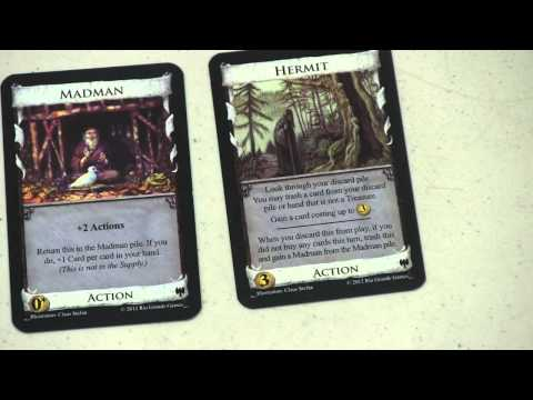 Dominion Dark Ages Review - with Tom and Melody Vasel
