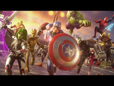 Drax hilariously takes center stage in new MARVEL Strike Force trailer
