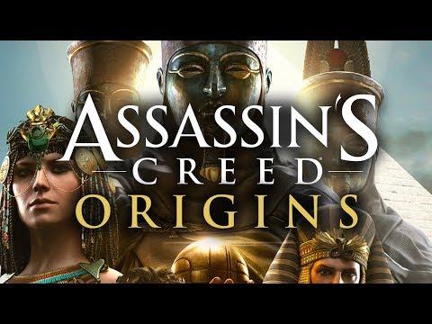 Ursprung der Assassinen 🎮 ASSASSIN'S CREED: ORIGINS #001