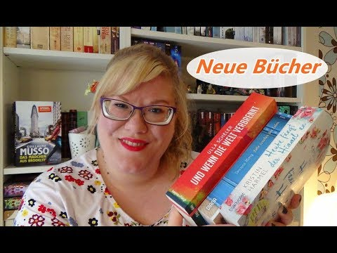 Neue Bücher l Neuzugänge August & September '17