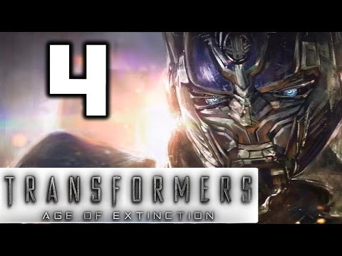 Transformers: Age of Extinction - New Bumblevee V2!  [Episode 4]