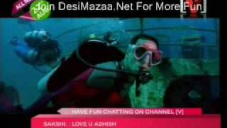 Blue - Blue Hindi  Movie Trailer -Desimazaa net