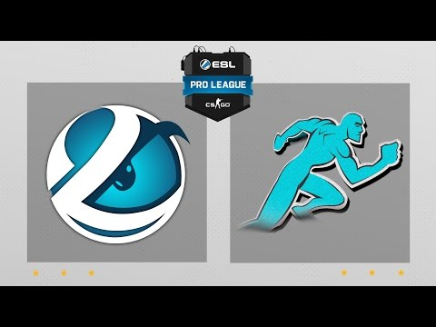 CS:GO - Luminosity vs. Rush [Cbble] Map 2 - ESL Pro League Season 5 - NA Matchday 20