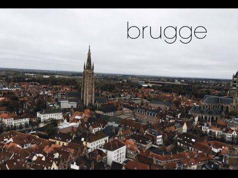 vlog : IN BRUGES , залечь на дно , мысли и одиночество