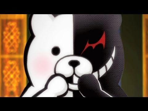 PSP『ダンガンロンパ希望の学園と絶望の高校生』プロモーションムービー